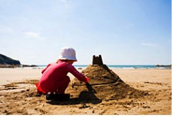 How To Build A Perfect Sand Castle or Sandcastle