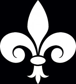 Fleur de Lis - Significance in LA (incl. Saints & New Orleans)