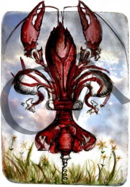 Crawfish de Lis