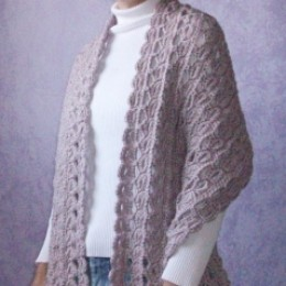 Beautiful Broomstick Lace: 10 Free Patterns Using a Needle