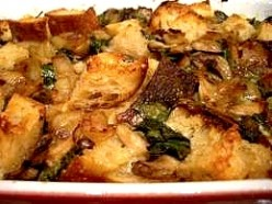 How To Make a Panades from Leftovers, and Best Egg Strata Recipe