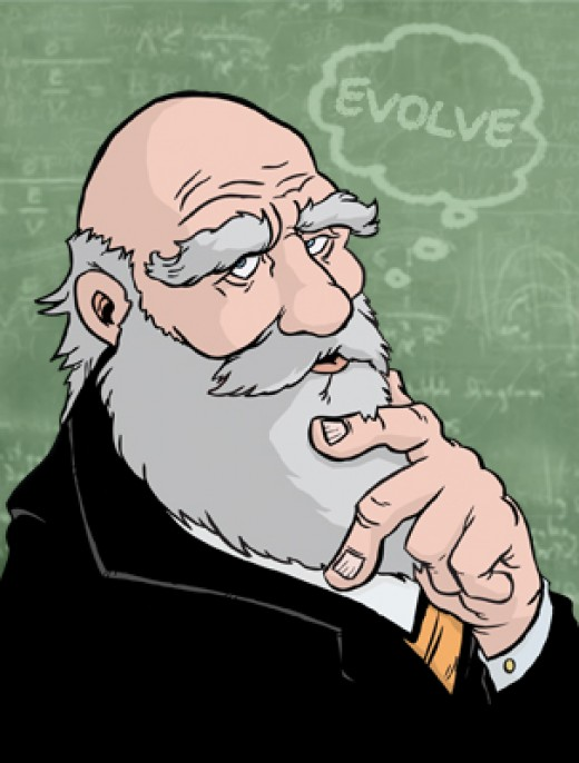 Darwin would like you to evolve.  He'd also like you to laugh at the stupid ways people die.