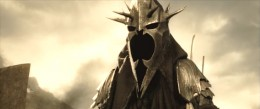 One king is singing, one's digging a ditch. Between both these kings Witch King is which?