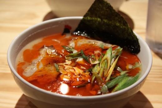 Totto Spicy Ramen