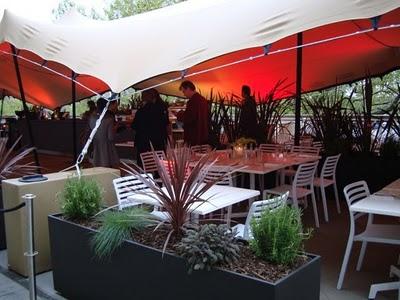 Alfresco Dinning in London