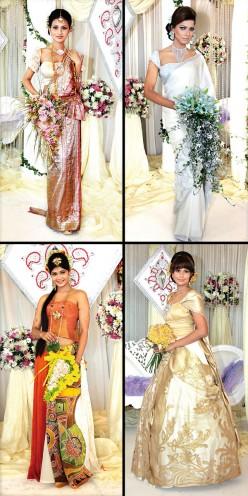 Bridal Bouquet Tips for The Sri Lanka Wedding Saree