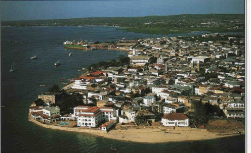 Stone Town has a rich culture and history and an interesting vibe.