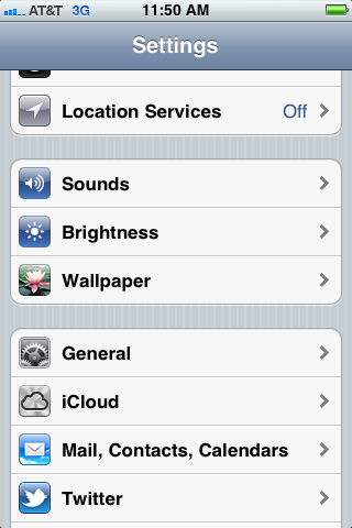 "Step 1: Tap your ""Settings"" app and then tap ""General."""
