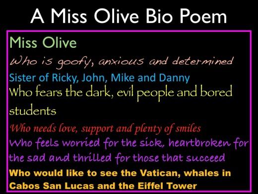 Poem template for kids 450 x 600 38 kb png bio poem examples success