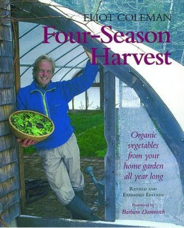 Four Season Harvest and many other sustainable gardening books from Cottage Craft Works