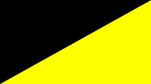 An Anarcho- Capitalist Flag