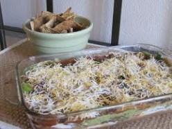 How To: The Incredible Seven Layer Dip!