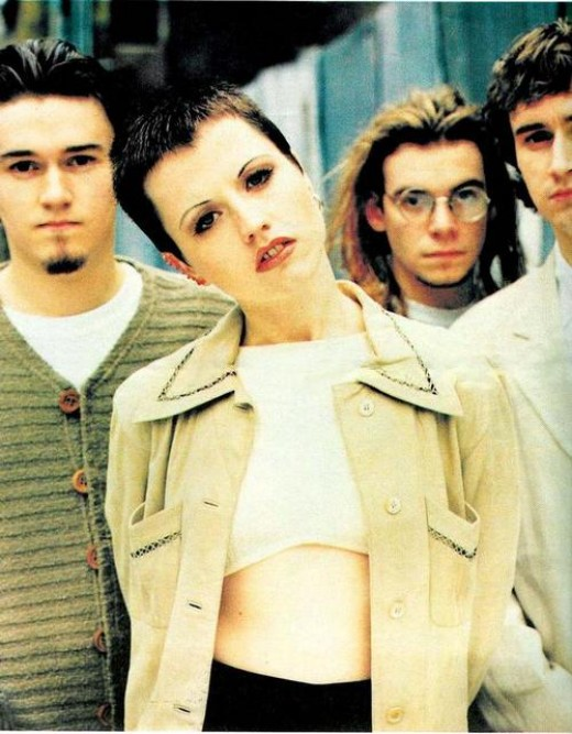 The Cranberries in 1993