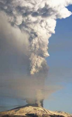 Recent Mount Etna eruption shows the continued Polar Shift is underway.