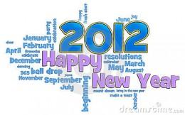 New beginnings in 2012 :)