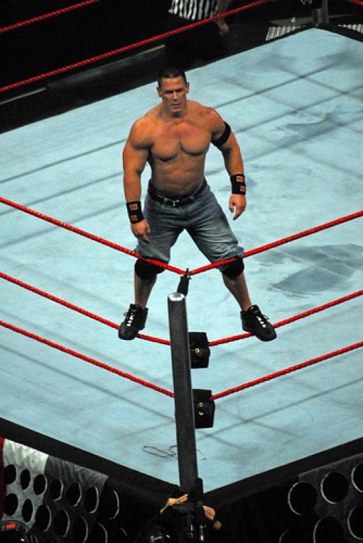The real John Cena