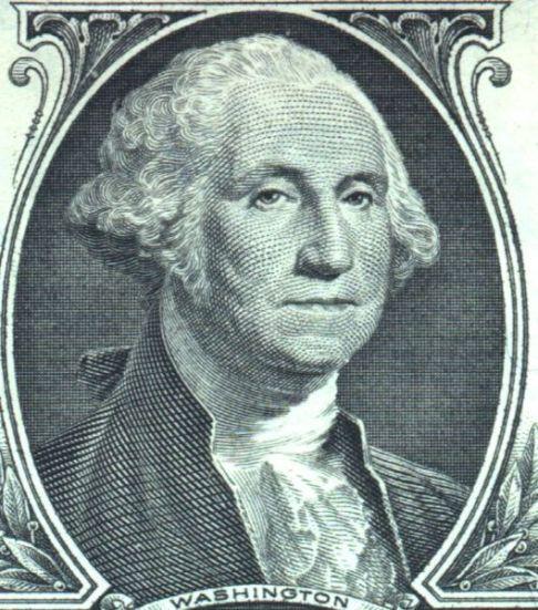 George Washington, 1732-1799.  COD: Not syphilis.