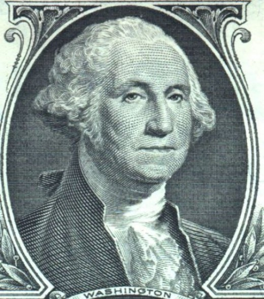 George Washington, 1732-1799.  COD: Not syphilis.