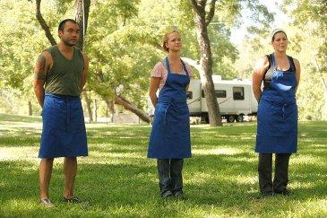 Blue Team: Paul, Lindsay and Grayson