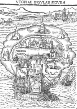 Did Thomas More Create A Utopia?