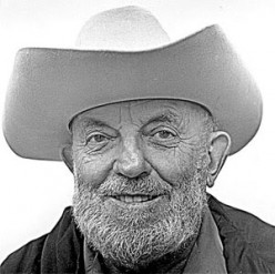 Ansel Adams was born February 20, 1902 and died April 22, 1984.