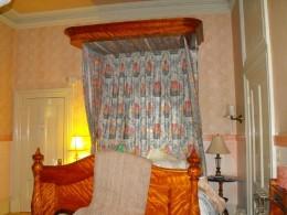 Our room at the Camillia Inn in Healdsburg