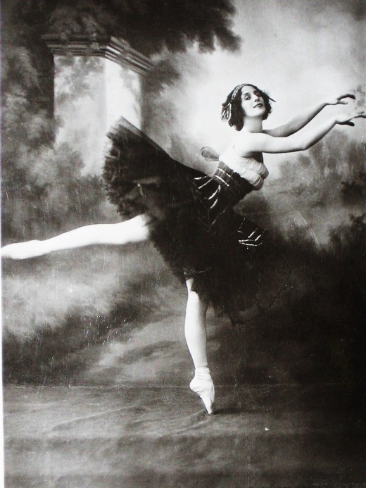 An all-time great classical ballet dancer