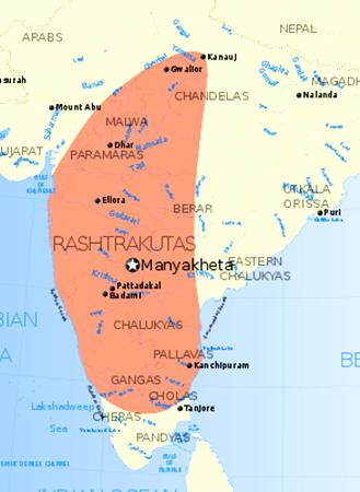 Rashtrakut Empire