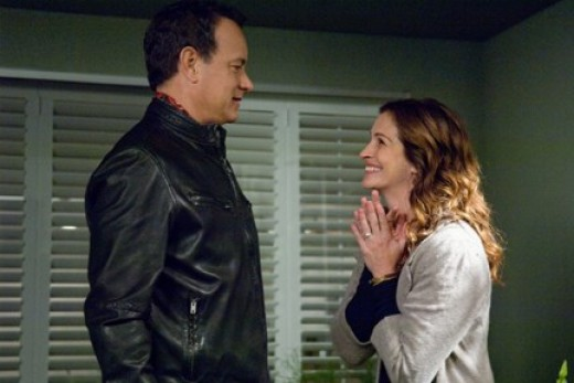 """Hanks and Roberts search for a connection in """"Larry Crowne."""""""