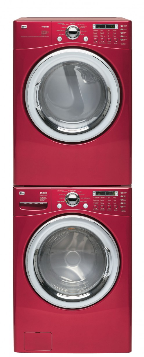 LG Stackable Washer Dryer