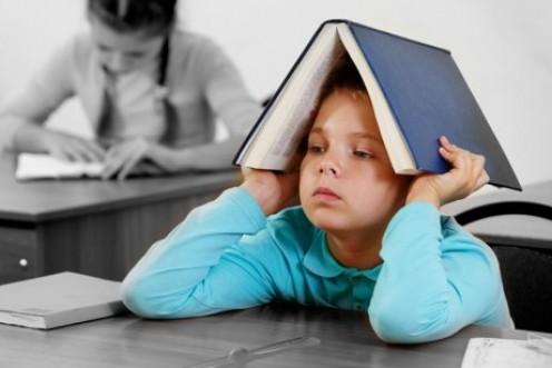 Its hard to understand when the teacher makes studies a headache!