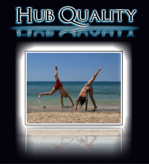 Improving on your video quality improves your hubs quality as well
