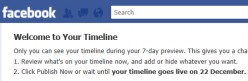 Activate, Remove, Tips, How-To - Facebook Timeline