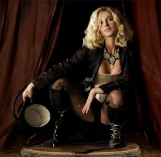 Britney Spears, Ringmaster