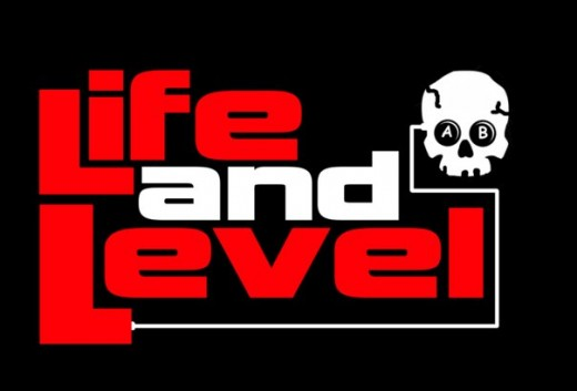 The Life and Level logo