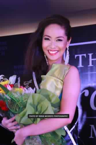 Tina Siuagan. Grand Winner of the 2011 Rachell Allen Image Model Search