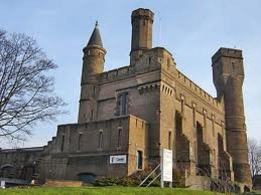 Castle Climbing Centre
