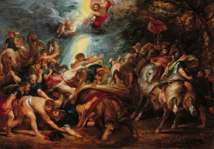 Peter Paul Rubens, The Conversion of Saint Paul