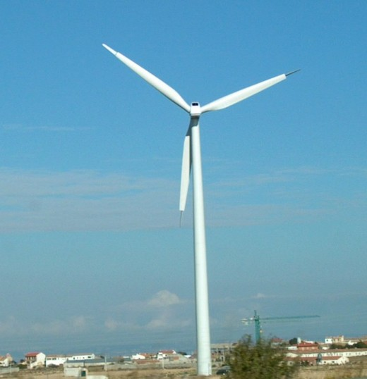 FREE wind generator plans