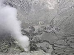 This photo was not capture by me.  This is the view of the Bromo Crater from the summit of Mt Batuk.