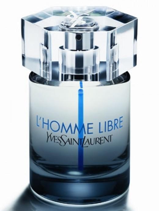 3: L'Homme Libre by Yves Saint Laurent