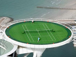 Anyone For Tennis ??