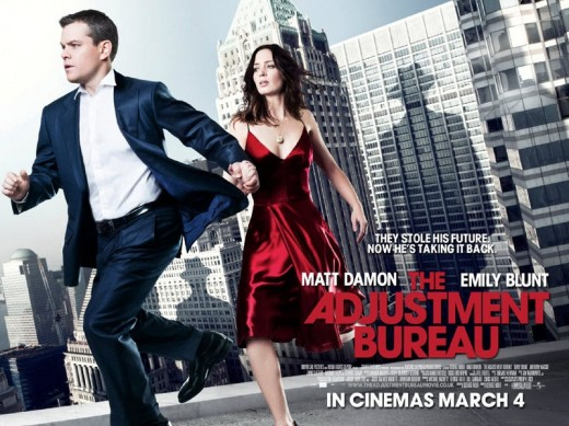 Adjustment Bureau (2011)