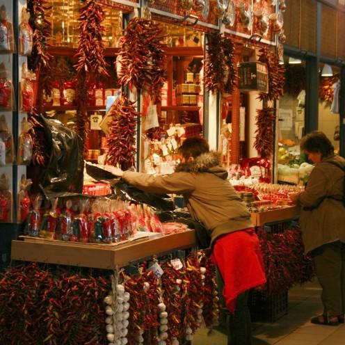 Paprika Market in Budapest