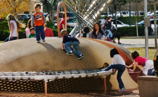 John P. McGovern Playground at Discovery Green
