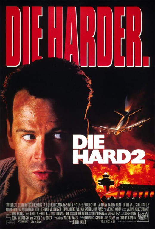 Die Hard Movies: Die Hard 2 Die Harder
