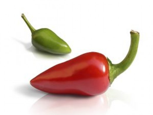 Chili Peppers do more than add a punch to your food, they're a powerful natural remedy