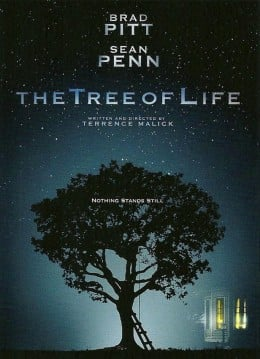 The Tree of Life movie promotional poster