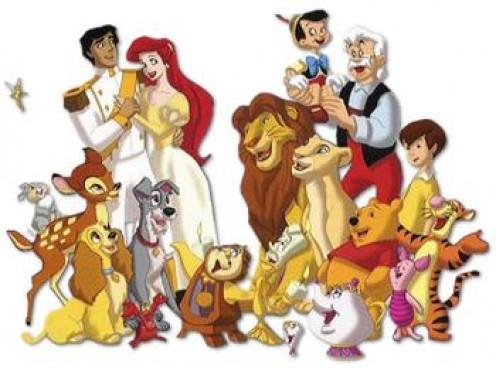 Not all of these Disney characters make the list.  Check out which ones do.