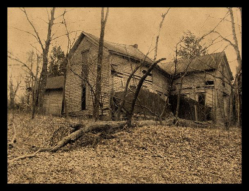 Rural decay. So sad, but beautiful in a way.